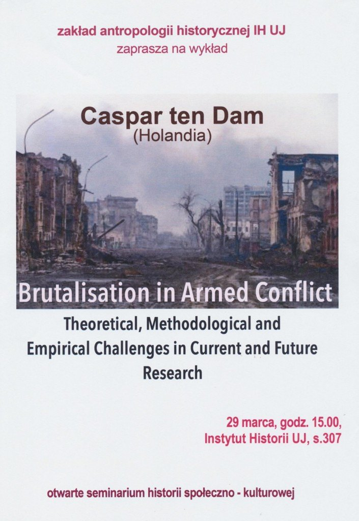 lecturebrutalisationarmedconflictkrakow29march2018